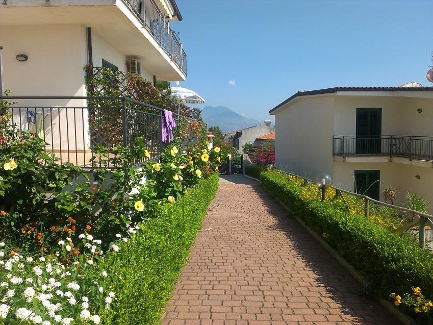 Продажа квартиры в Италии, город Скалея, улица Tintoretto, парк Meridiana