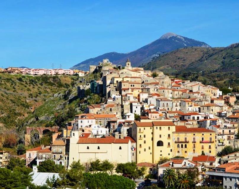 Продажа квартиры в Италии, Скалея, Исторический центр.