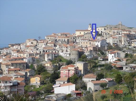 Продажа квартиры в Италии, город Скалея, Исторический центр.