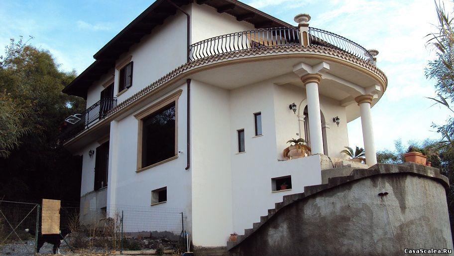 Фото виллы в Италии, Калабрия, Скалея, район Монтичелло