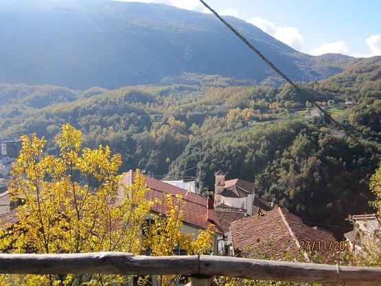 Продажа дома в Италии - Базиликата, Ривелло