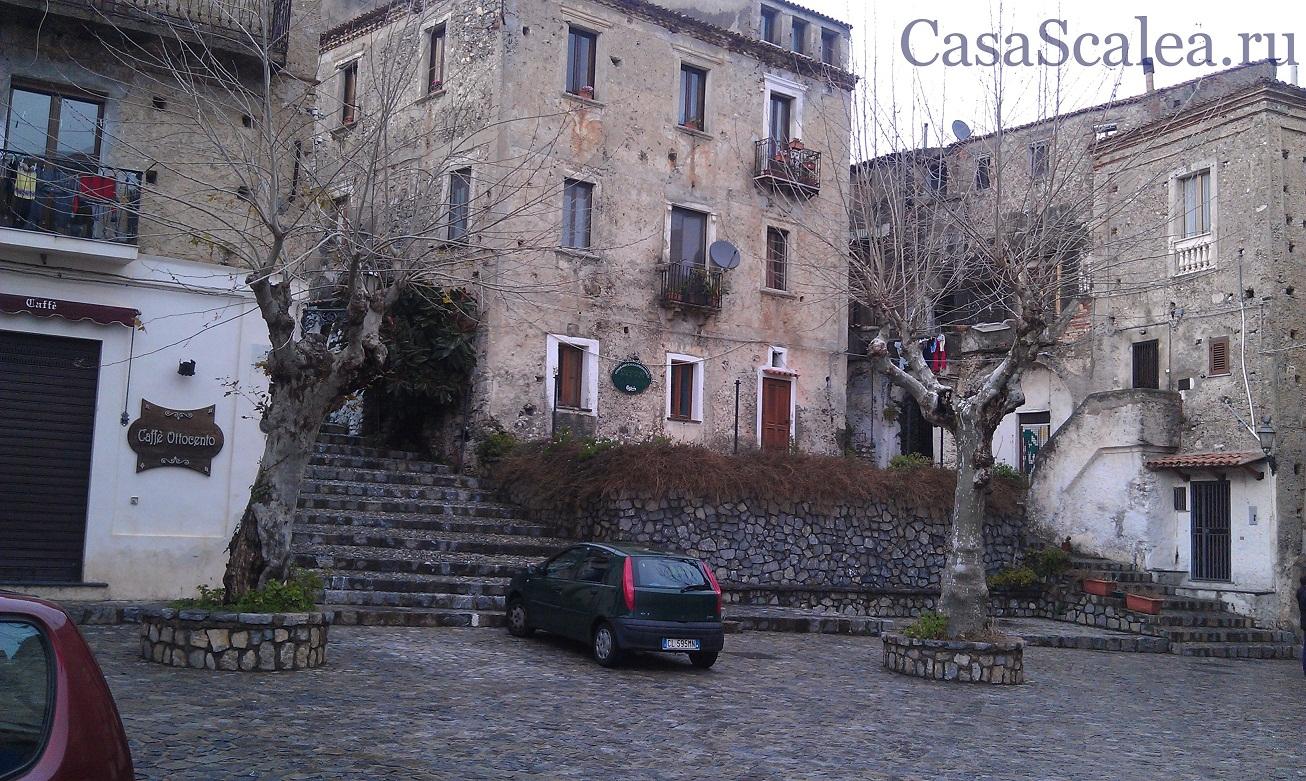 Фото Скалея, Калабрия, Италия