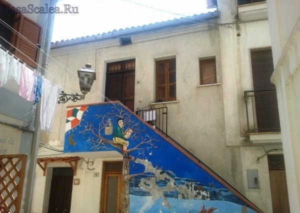 Фото квартиры в Италии, город Скалея